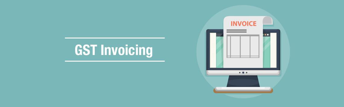 GST Invoicing