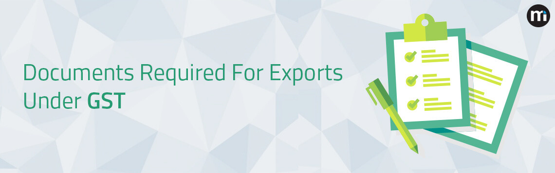 GST-Export-Documents
