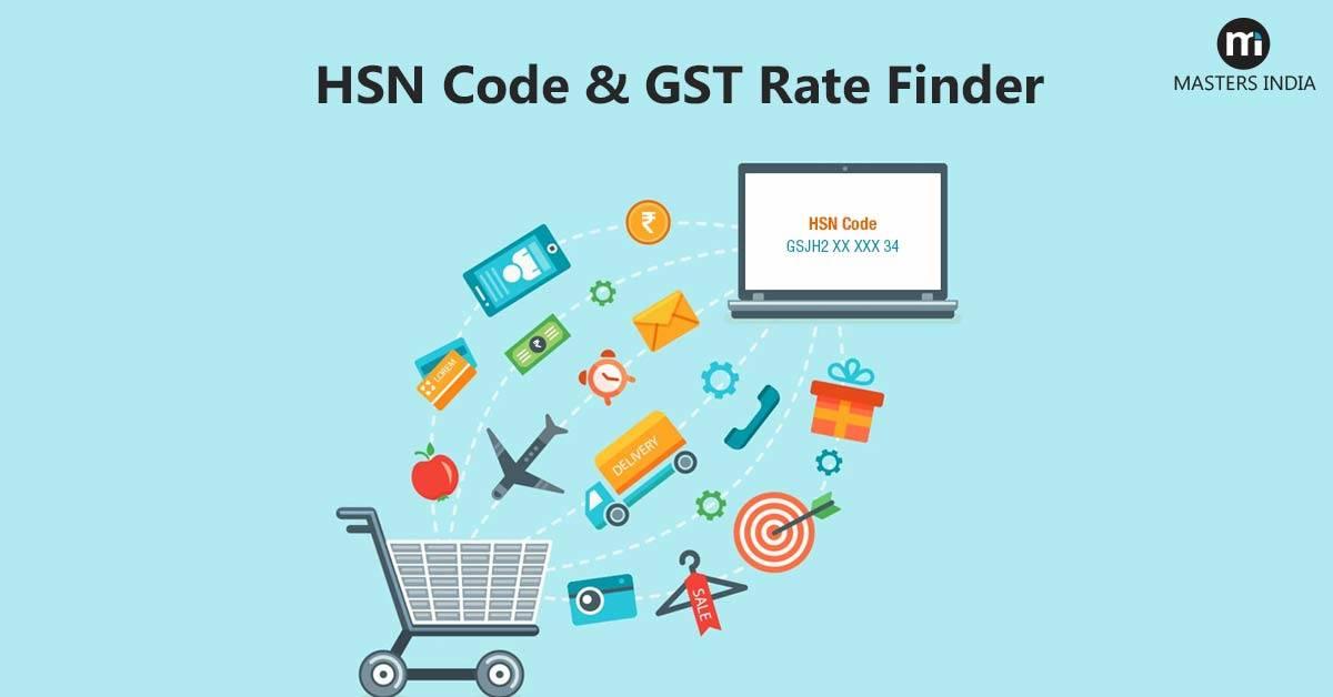 hsn code finder government website