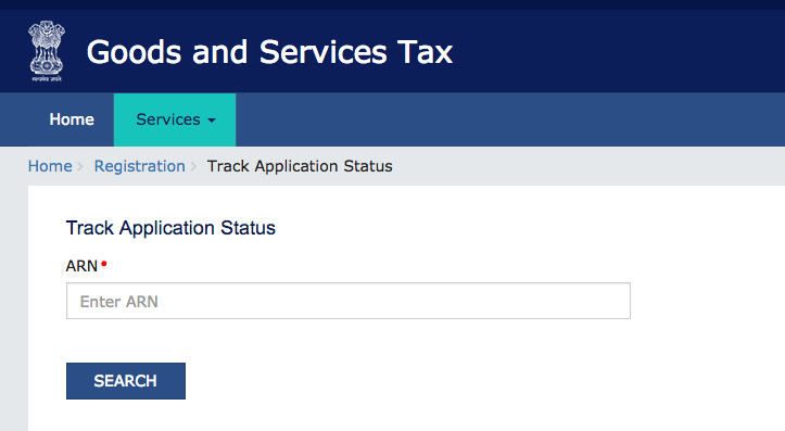 Track-GST-Registration