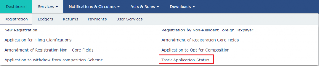 track-gst-registration-status