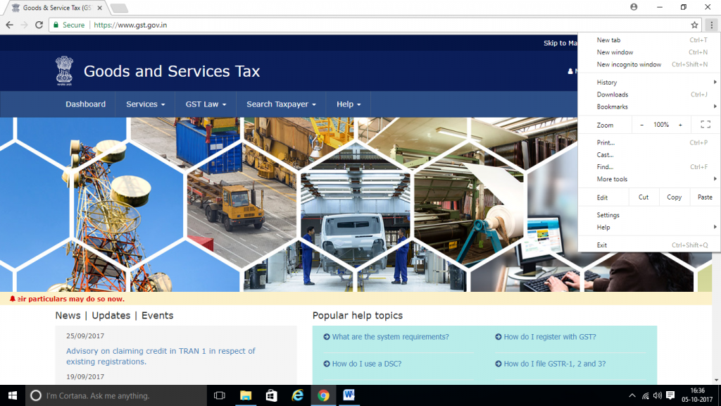 gstr-1-error-invoices-already-submitted