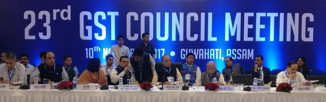 23rd-gst-council-meeting-recommendations-and-changes