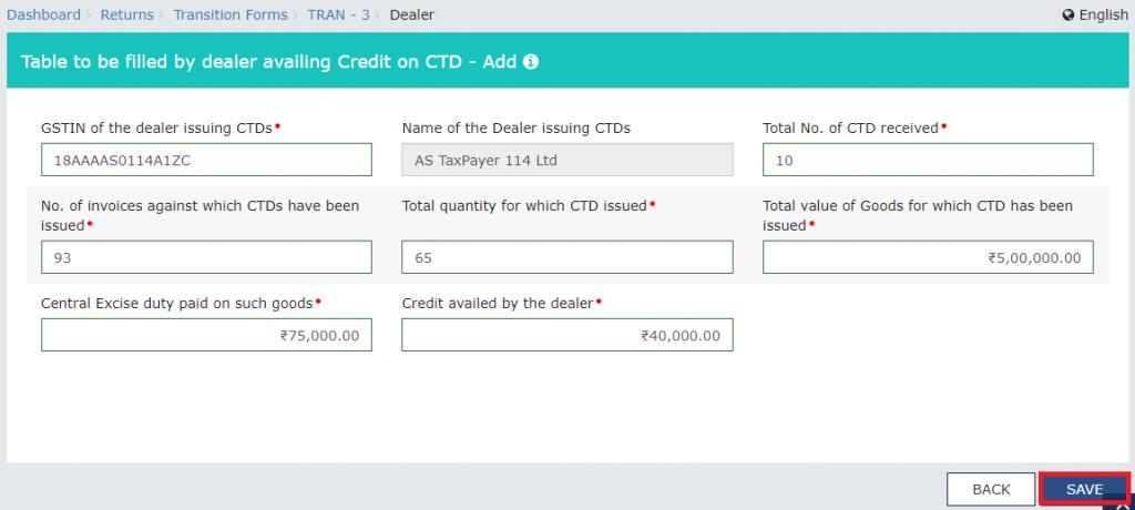 dealer-availing-credit-on-ctd