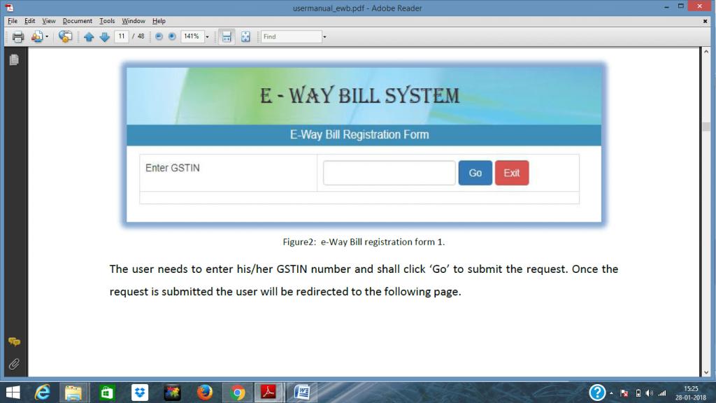 e-way-bill-enter-gstin