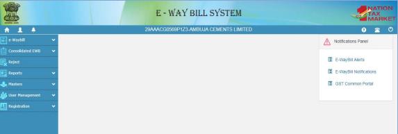 How to generate eway bill