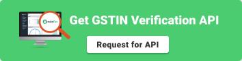 GST Number Verification API