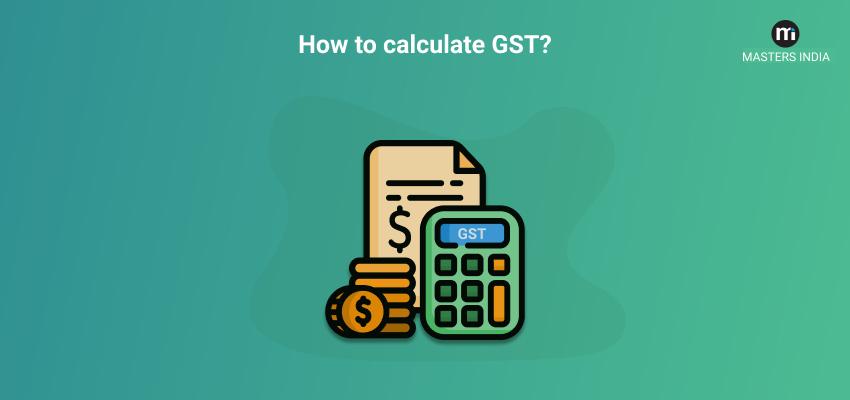Calculate GST