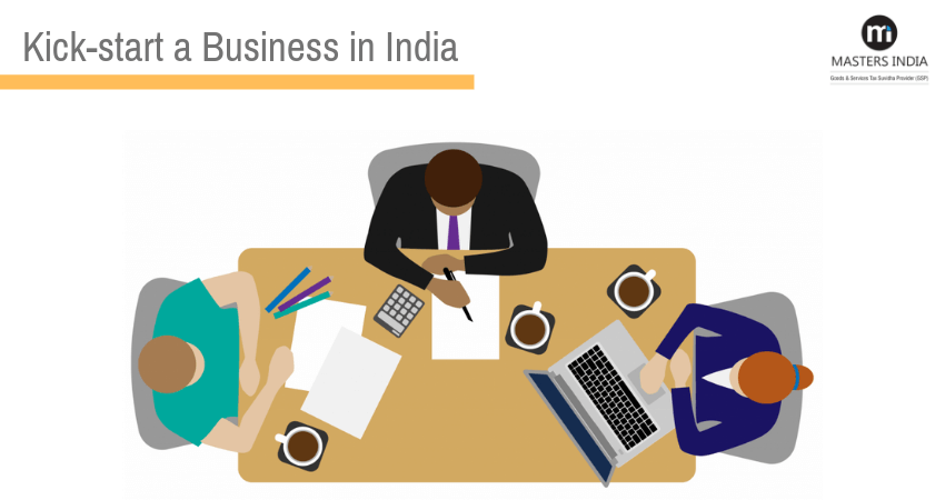 Kick-start a Business in India