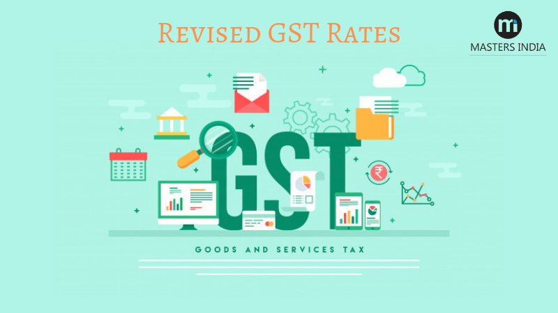 2019 Revised GST Rates