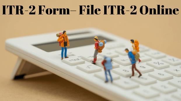 File ITR-2 Online