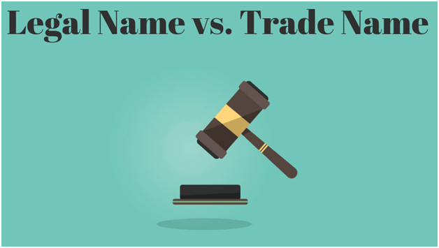 Legal Name vs. Trade Name