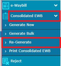 GST EWB-02 Form Format