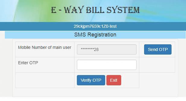 e-Way Bill Portal`