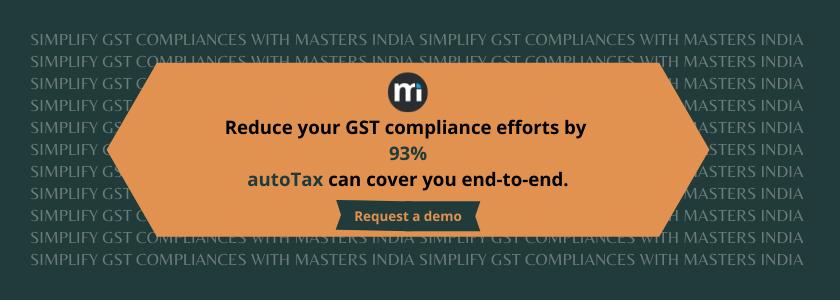 GST Compliance