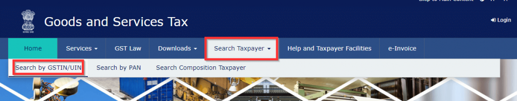 Government Portal